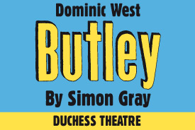 BUTLEY starring Dominic West at the Duchess Theatre to August 27th
