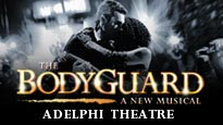 The Bodyguard at London's Adelphi Theatre