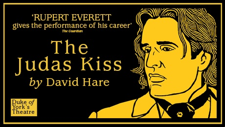 THE JUDAS KISS at London's Duke Of York's Theatre