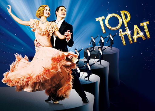 World Premiere of TOP HAT