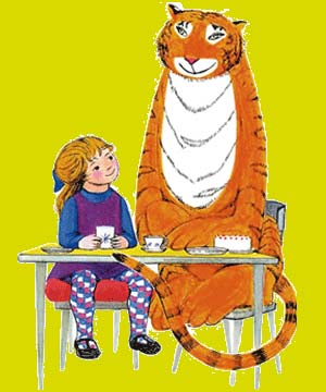 The Tiger Who Came to Tea - At the Vaudeville Theatre until September 6th